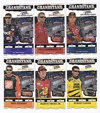 2006 American Thunder GRANDSTAND Complete 27 card set BV$25! Gordon, Johnson