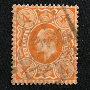 Great Britain SC #150 Used 1909