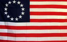 Betsy Ross Flag Banner 13 Stars Historical American Usa 3 x 5 Foot
