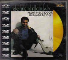 Robert Cray-Right Next Door cd video maxi single