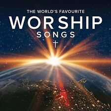 VARIOUS ARTISTS - THE WORLD'S FAVOURITE WORSHIP SONGS: 3CD ALBUM SET (2015)