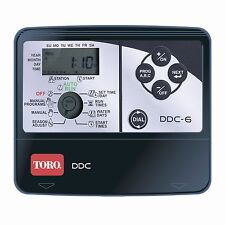 TORO DDC 6 STATION INDOOR IRRIGATION CONTROLLER