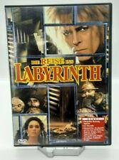 Die Reise ins Labyrinth (DVD, 2002) David Bowie Jennifer Connelly