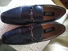Majestic Collection Mens Dress Shoes 13 EXCELLENT slip on leather lining loafers