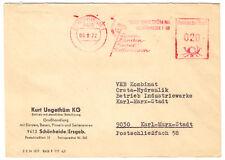 zwei AFS, Bürstenwerke Schönheide, Versionen, 1972 / 1973