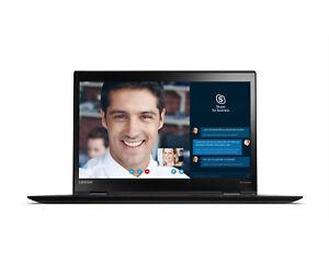 Lenovo THINKPAD X1 Carbone 2016 i7-6600U Wqhd 16GB 256GB SSD Win 10 Pro 2.Wahl