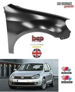 VOLKSWAGEN GOLF MK6 2008 - 2013 FRONT WING DRIVER SIDE RIGHT INSURANCE APPROVED
