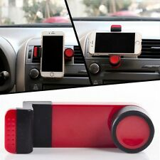 Red Car Air Vent Phone Bracket Clip Case Holder Mount for iPhone 6 Plus Fit BMW