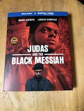 SLIP COVER ONLY Judas And The Black Messiah Blu Ray SLIP COVER ONLY