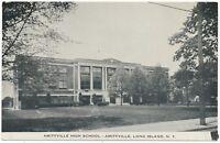 AMITYVILLE NY – Amityville High School – Long Island