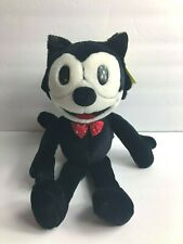 Vintage 1995 Felix the Cat Productions Cartoon A&A Plush New With Tag Deadstock