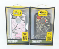 New OEM OtterBox Defender Series Realtree Case For iPhone 4/4s with Holster/Clip