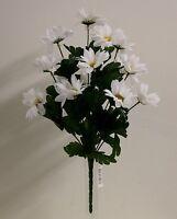 Bouquet Marguerite Fleurs Artificielles intérieur/extérieur