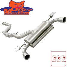 "Mongoose Ford Focus ST MK2 Cat Back 3"""