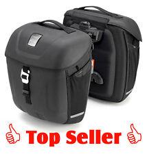 GIVI MT501 Motorrad Satteltaschen Seitentaschenpaar, 18 l, Easy Lock Packtaschen