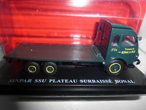 """utilitaires renault""""camion à plateau""""19"""