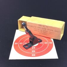 Marble's Simplex Vintage Tang Sight