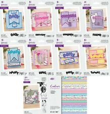Gemini Stamp & Die - Balloon Sentiments Collection by Crafters Companion