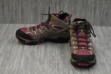 Merrell Moab 2 Mid Waterproof J06052 Hiking Boots, Women's Size 9.5, Boulder
