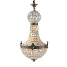 Retro Royal Empire Glass Crystal Chandelier Lights Decor Pendant Ceiling Lamp