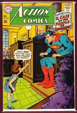 """DC_ACTION COMICS # 359_VFN-_(1968)_""""THE CASE OF THE PEOPLE VS SUPERMAN!"""""""