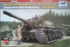 Bronco 35109 Russian SU-152 (KV-14)  September 1943 Production   1:35