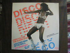 LP DISCO DISCO / Christopher John - Music For Pleasure 2M 026.63804 (1980)