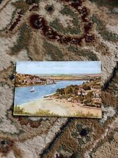 N3a Postcard Used 1950 Salcombe Mill Bay