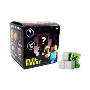 Minecraft   Serie 4 SNEAKING CREEPER   Single Mini Figure NEW in opened box