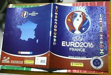 Album Euro 2016 STAR EDITION panini vuoto SVIZZERO