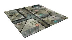 PRE-ORDER - Mantic - Deadzone - Gaming Mat Two
