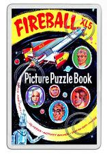FIREBALL XL5 (STEVE ZODIAC) PUZZLE BOOK COVER ART NEW JUMBO FRIDGE LOCKER MAGNET