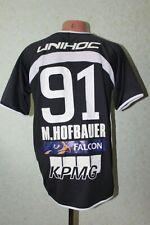 IBK Dalen Football Shirt Jersey Camiseta Soccer Match Worn? #91 M.HOFBAUER Siz L