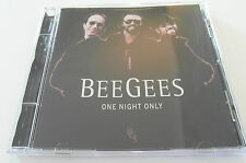 Bee Gees - One Night Only (CD Album 1998) Used very good