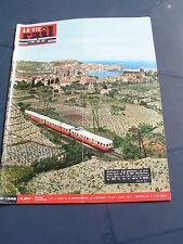vie du rail 1966 1048 petite Ceinture NOUVION LE VINEUX BRUYèRES LANEUVILLE LAON