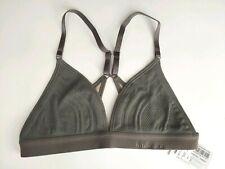 Lululemon Uncover Me Bralette Green Sage GRSG/SADT Size Med $54