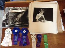 Lot 31 1950s Vintage Photos 9X12 to14X16  Rolleiflex and Leica lC B&W, Norwalk