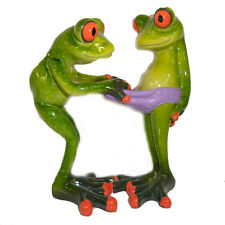 Formano Frosch Paar Kisses 14 Cm