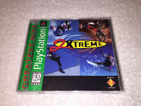 2 Xtreme (Sony PlayStation 1, 1998) PS1 Greatest Hits Game Complete Excellent!