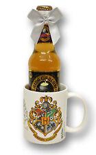Harry Potter Hogwarts Crest Tazza con una bottiglia di birra Butterscotch