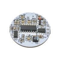 LED Microwave Radar Sensor for 3-12W Spherical Lamp Smart Switch 3.3-20V DC New