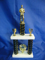 2 Tier TALL Award Presentation Trophy Martial Arts Karate Presentation Winner