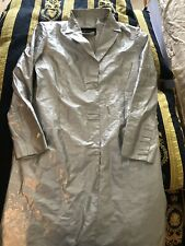 Paco Rabanne Woman Light Silk  Woman Coat  42 Made In France