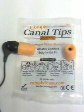3 Pairs Comply Foam Original Canal Tips / ear plug headphones P-series Shure