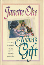 NANA'S GIFT Christian Fiction by Janette Oke Stand-Alone Book HCDJ