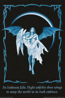 POSTER : FANTASY:  ECLIPSE by JOSEPH VARGO      FREE SHIPPING !       RP64 L