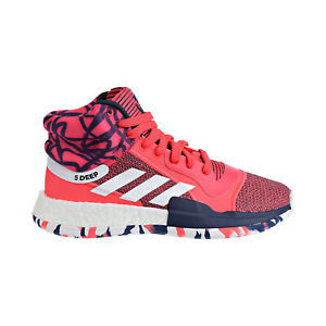 Adidas Marquee Boost Men's Basketball Shoes Shock Red-White-Navy G27737