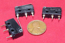 5 pcs - Panasonic AVM3 MicroSwitch Momentary 10A 250VAC Hinge Lever SPDT Micro Q