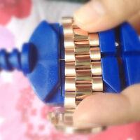Uhr-Armband-Band-Bügel-Verbindungs-Remover-Reparatur-Werkzeug+5 Extra Pins beste