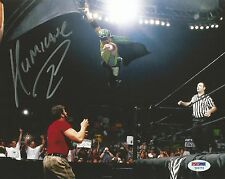 The Hurricane Gregory Shane Helms Signed WWE 8x10 Photo PSA/DNA COA Picture Auto